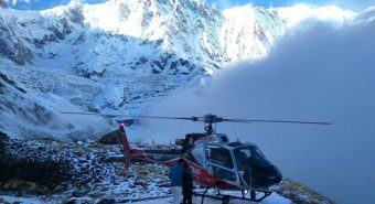 Annapurna Base Camp Helicopter Tour
