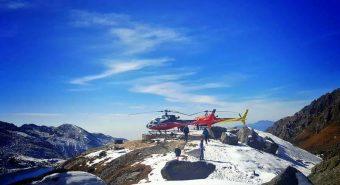 Gosainkunda Helicopter Tour