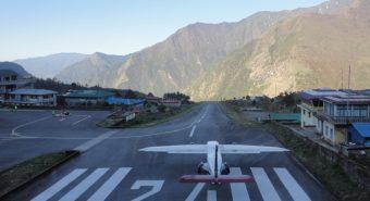 Kathmandu Lukla Helicopter Flight